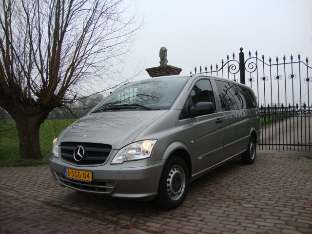 MERCEDES VITO 113CDI 8 PERSOONS AUTOMAAT
