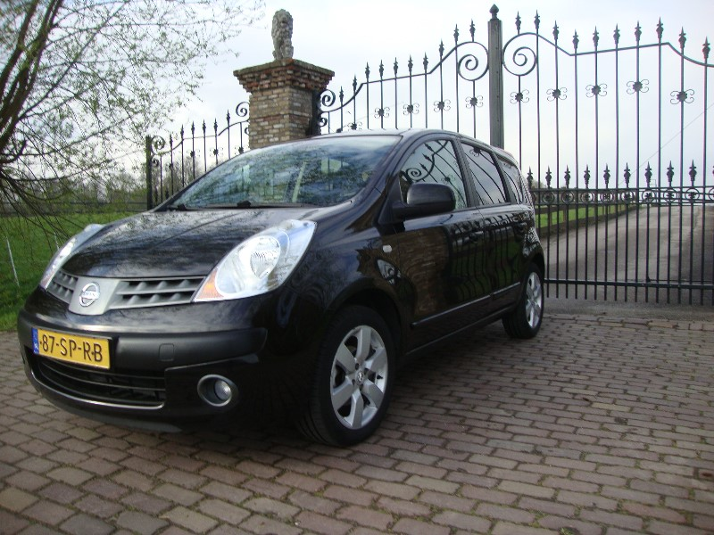 NISSAN NOTE 1.6 FIRST